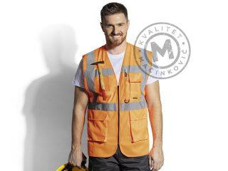 Unisex hi viz safety vest, Spark