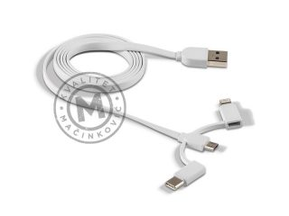 USB kabl za punjenje 3 u 1, Strada