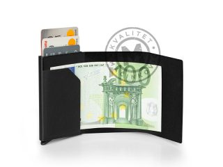 Wallet with RFID protection, Valeta