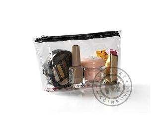 PVC cosmetic bag, Glossy