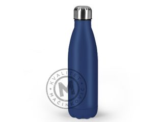 Double wall stainless steel vacuum thermos, Fluid