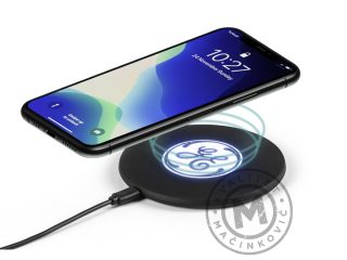 Wireless charger for mobile phones, Ion