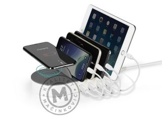 Multy charger for 5 devices, Sidney