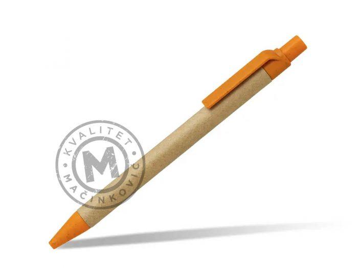 biodegradable-ball-pen-vita-eco-orange