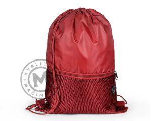 Drawstring bag with adjustable drawstrings, City Net