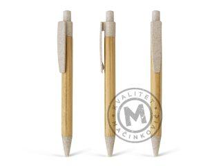 Biorazgradiva drvena hemijska olovka, Leaf