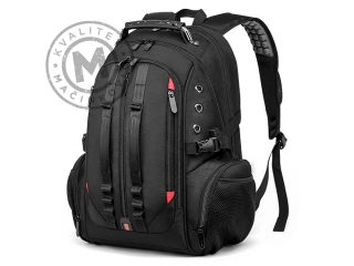 Backpack with three main compartments, Linz