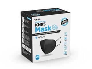 Civil protective mask, Pro Safe Plus KN95