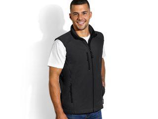 Men's softshell vest, Skipper Vest