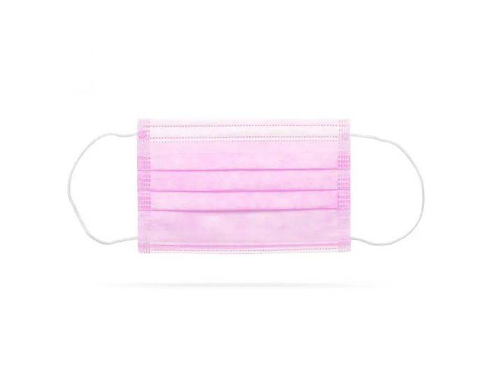 children's-disposable-face-mask-dfm-kids-50-pink