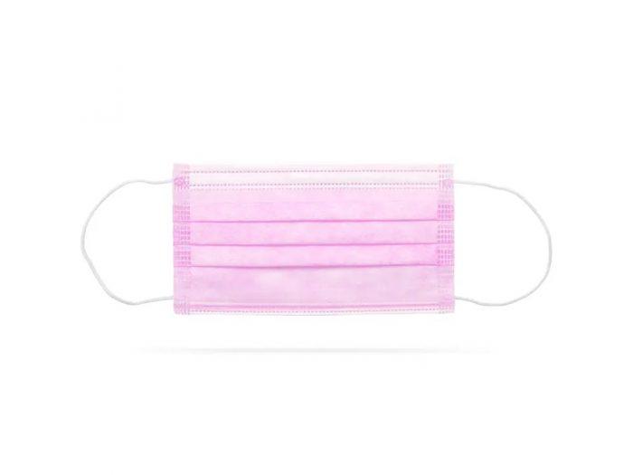 disposable-face-mask-DFM-50-pink