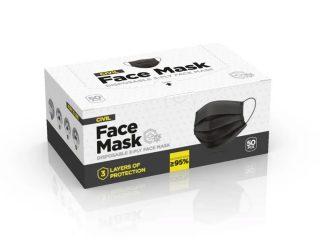 Zaštitna maska za jednokratnu upotrebu, DFM 50