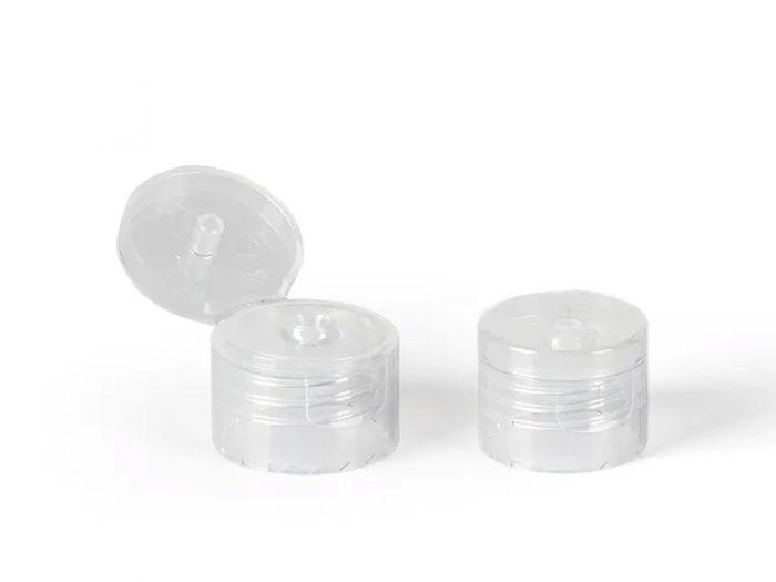 plastic-cap-flip-cap-24-410-transparent