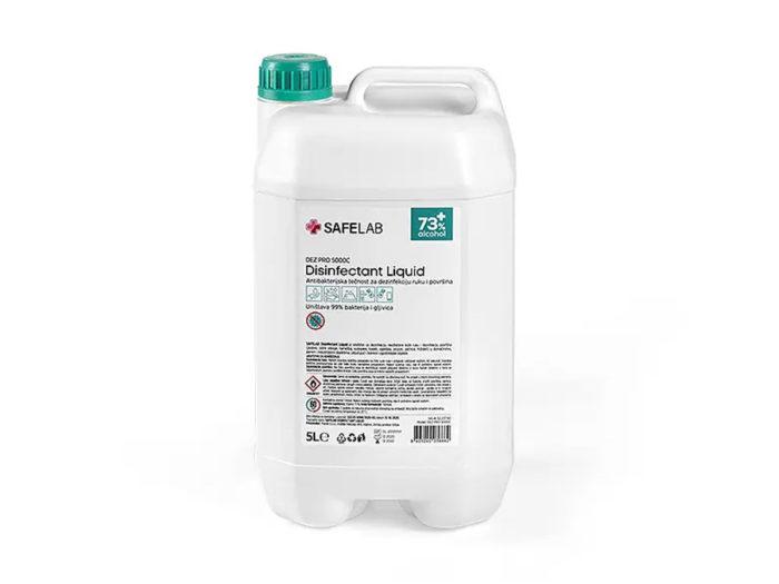 antibakterijska-tecnost-za-dezinfekciju-dez-pro-5000c-naslovna