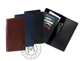Kožna futrola za mobilni – novčanik, 392