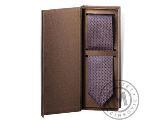 Kravata u luksuznoj poklon kutiji, 873
