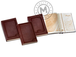 Leather planner A4, 939