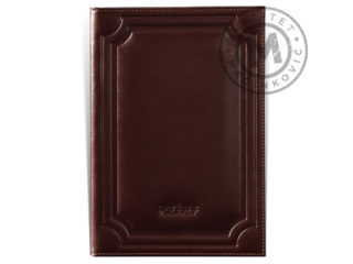 Leather planner B5, 930