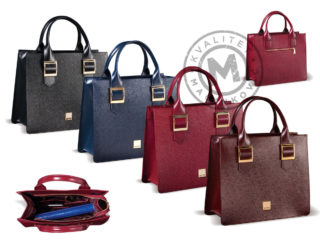 Luxury women's leather purse, 1205