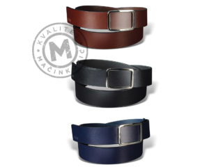 Men's leather belt, 229