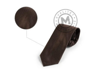 Muška kravata, Marrone 4