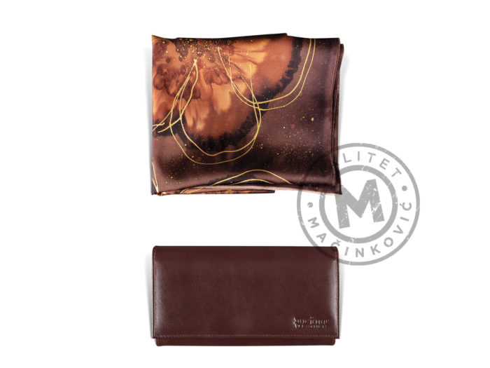 set-svilena-esarpa-i-kozni-novčanik-871-b