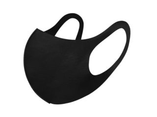 Višekratna poliesterska zaštitna maska, Tech