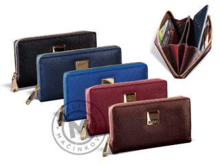 Women's leather wallet, 1104