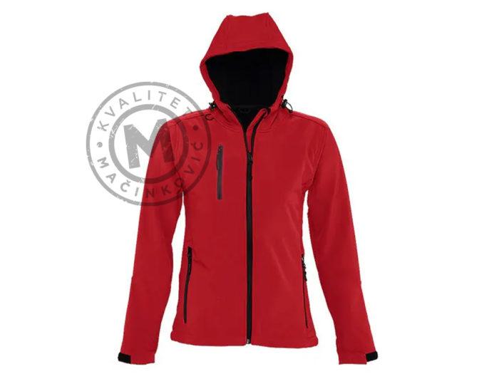 zenska-softshell-jakna-sa-skidajucom-kapuljacom-protect-women-crvena