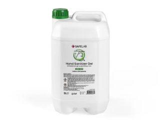 Antibacterial gel for hand disinfection, Dez Gel 5000C