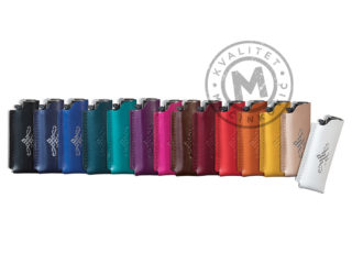 Leather cover for lighter, 304