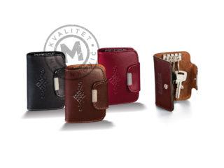 Leather key case, 309