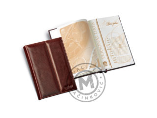 Leather planner B5, 800