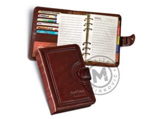 Leather planner – organizer, 938