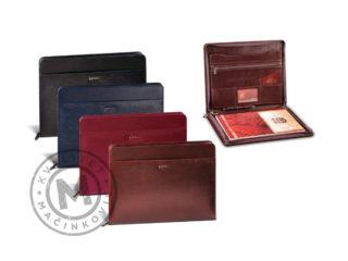 Leather portfolio, 1301