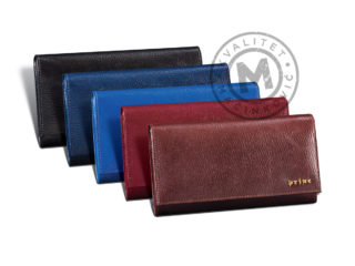 Leather wallet for women, 1102
