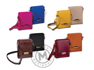 Women's leather purse, 436