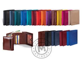 Women's leather wallet, 388