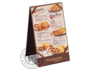Daily special menu holder B5, 9001