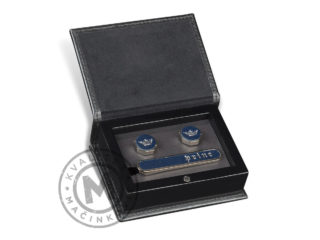 Gift set cufflinks and tie pin, 888