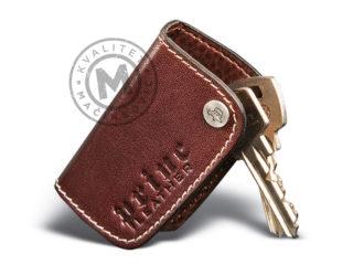 Leather key case, 905