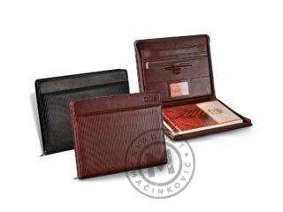 Leather portfolio, 952