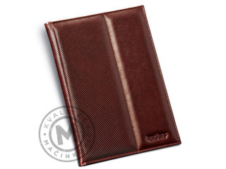 Leather portfolio A4, 803