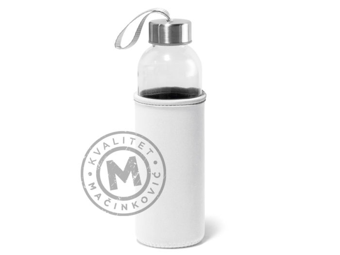 plastic-sport-bottle-with-soft-shell-pouch-raise-white