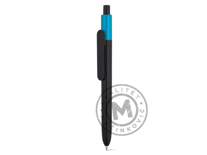 abs-ball-pen-with-glossy-finish-kiwu-metallic-light-blue