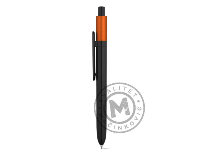 abs-ball-pen-with-glossy-finish-kiwu-metallic-orange