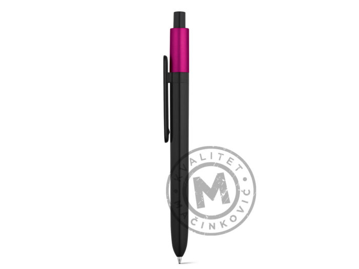 abs-ball-pen-with-glossy-finish-kiwu-metallic-pink