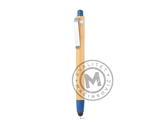 bamboo-ball-pen-with-touch-tip-benjamin-royal-blue