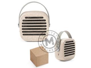 Bežični zvučnik od ABS plastike i pšeničnih vlakana, Pyon