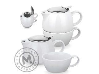 Ceramic tea set, Cole
